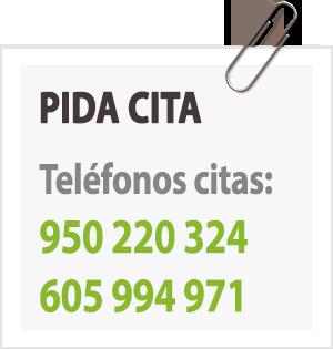Cita Urólogo Almería